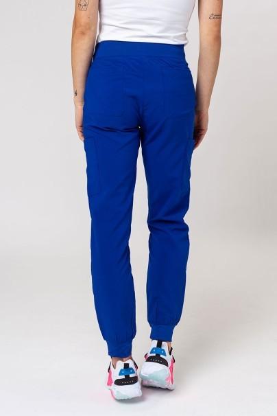bluzy-medyczne-damskie Bluza damska Maevn Matrix królewski granat