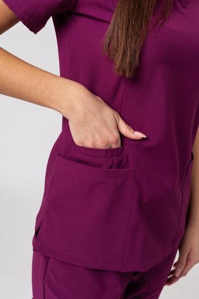 spodnie-medyczne-damskie Spodnie damskie Maevn Matrix miętowe (aruba)