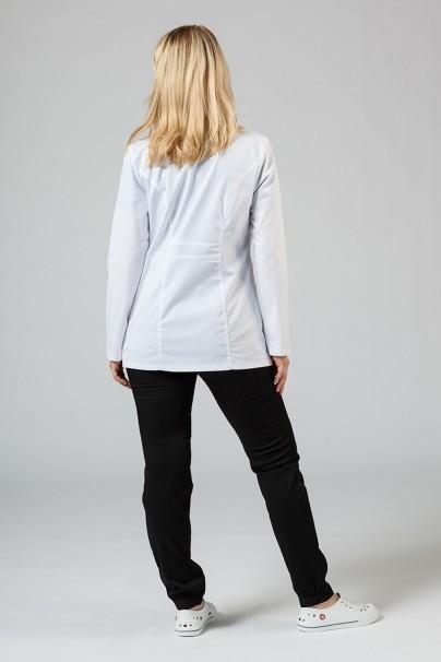 fartuchy-medyczne-damskie Fartuch medyczny Adar Uniforms Tab-Waist krótki biały (elastic)