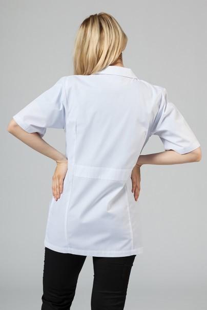 fartuchy-medyczne-damskie Fartuch medyczny Adar Uniforms Consultation (krótki rękaw) biały