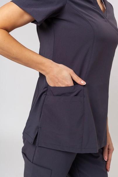spodnie-medyczne-damskie Spodnie damskie Maevn Matrix karaibski błękit