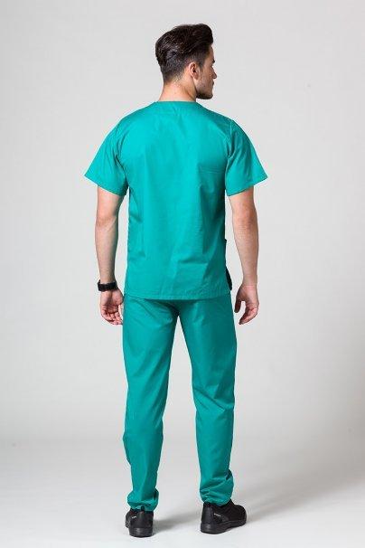 komplety-medyczne-meskie Komplet medyczny męski Sunrise Uniforms zielony (z bluzą uniwersalną)