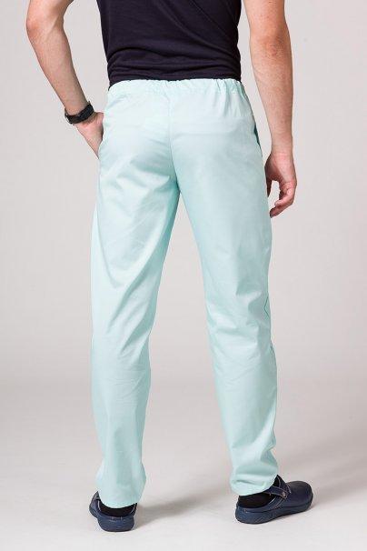 spodnie-medyczne-meskie Spodnie medyczne uniwersalne Sunrise Uniforms miętowe