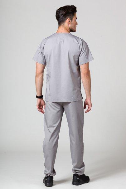 komplety-medyczne-meskie Komplet medyczny męski Sunrise Uniforms szary (z bluzą uniwersalną)