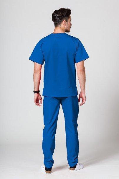 komplety-medyczne-meskie Komplet medyczny męski Sunrise Uniforms królewski granat (z bluzą uniwersalną)