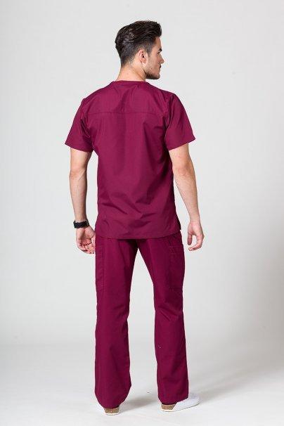 komplety-medyczne-meskie Komplet medyczny męski Maevn Red Panda wiśniowy