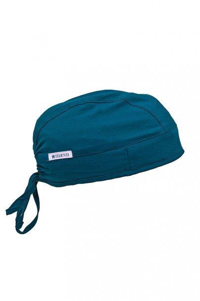 czepki-damskie Czepek Maevn Elastic Unisex karaibski błękit