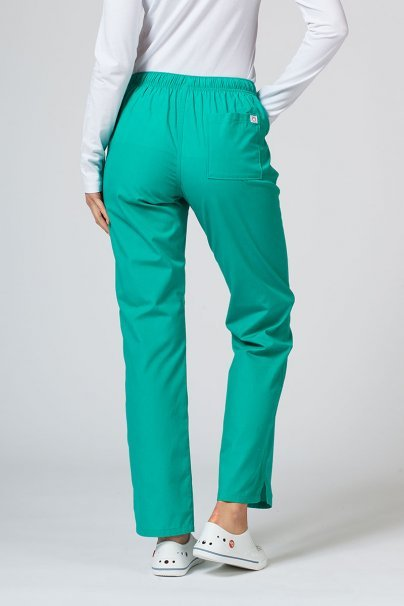 spodnie-medyczne-damskie Spodnie damskie Maevn Red Panda jasnozielone