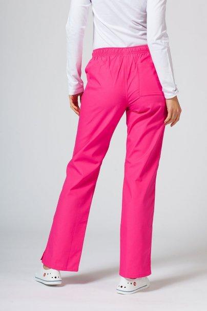 spodnie-medyczne-damskie Spodnie damskie Maevn Red Panda różowe