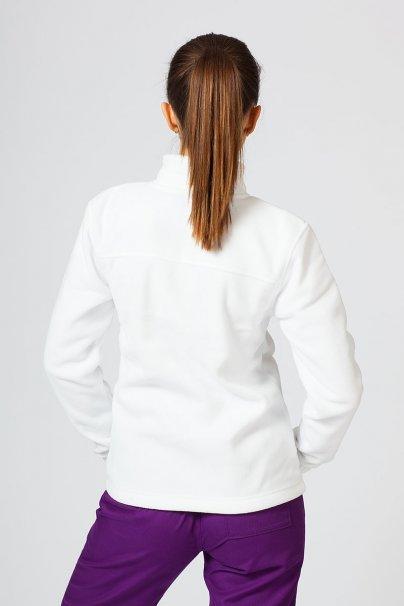 bluzy-polarowe-damskie Damska bluza polarowa Malfini biała