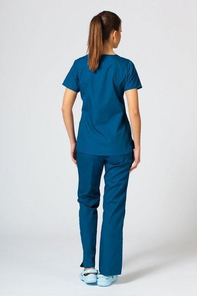 komplety-medyczne-damskie Komplet medyczny Maevn Red Panda karaibski błękit