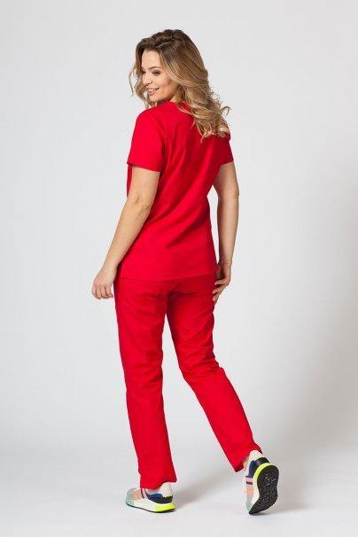 komplety-medyczne-damskie Komplet medyczny Maevn Red Panda czerwony