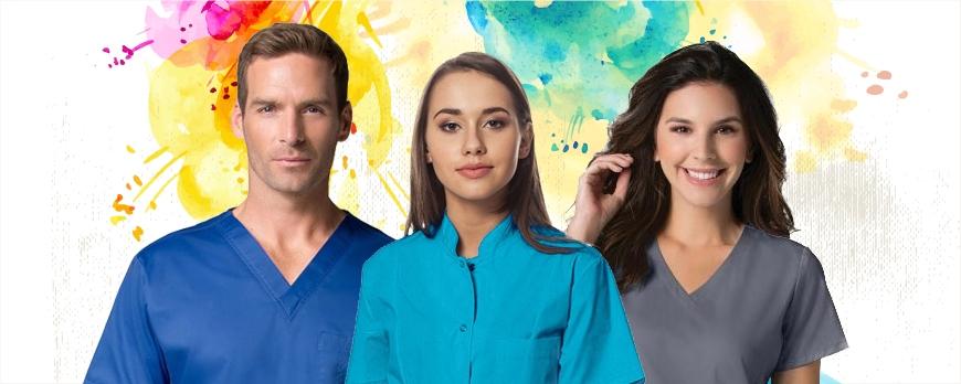 7 powodów, dla których warto nosić kolorową odzież medyczną