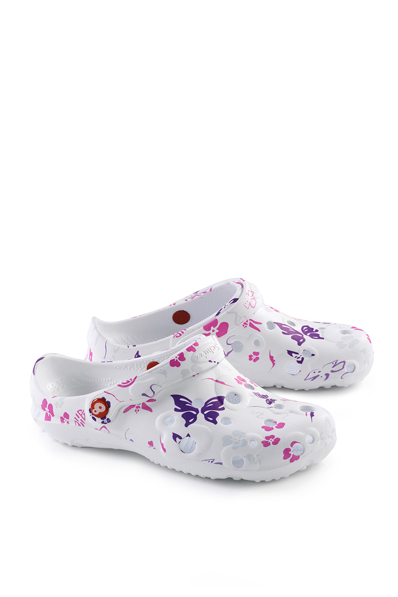 Obuwie Schu'zz Globule Imprimé kwiaty i motyle