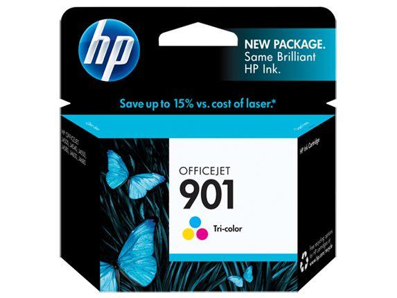 Tusz do HP 901 - Kolor