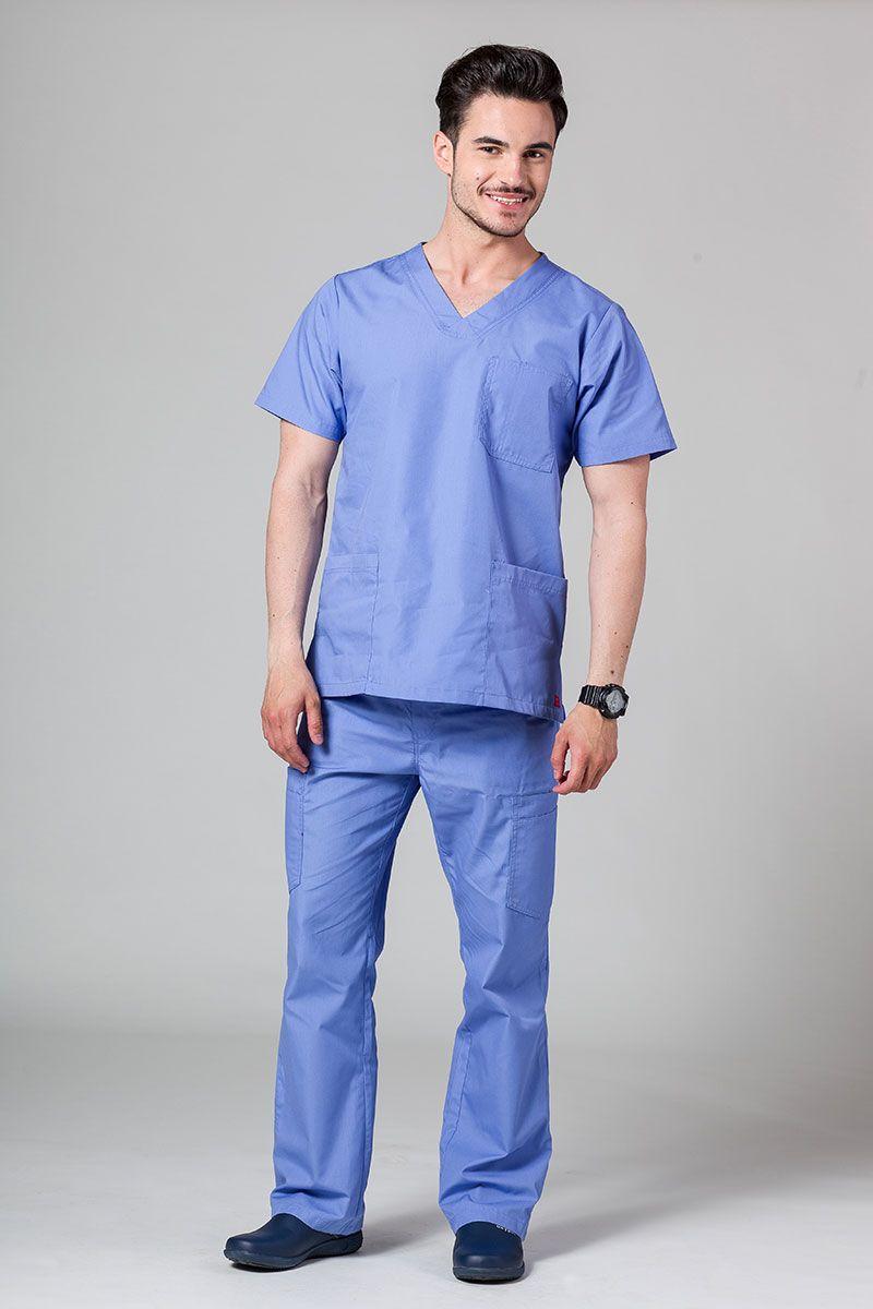 Komplet medyczny męski Maevn Red Panda klasyczny błękit
