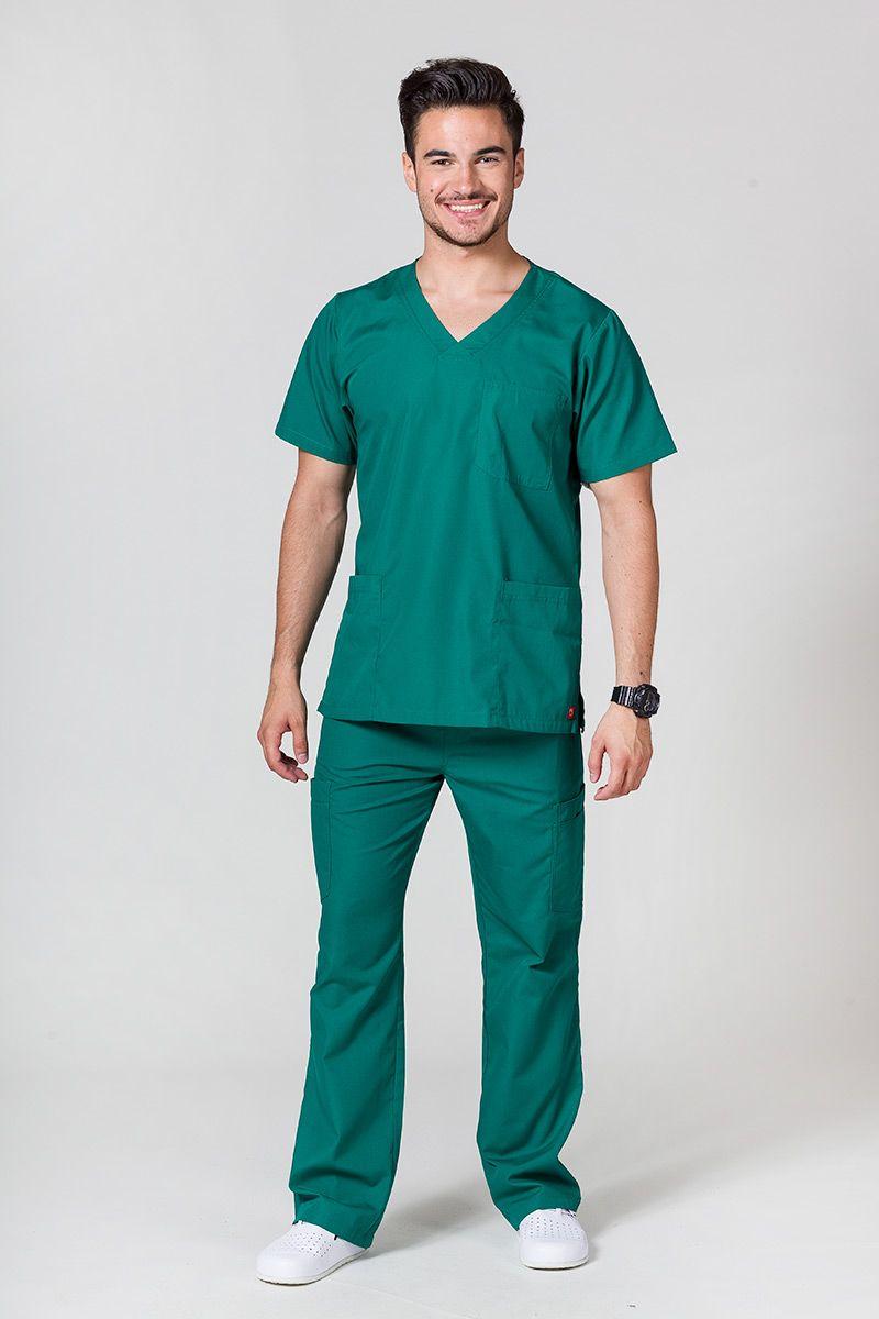 Komplet medyczny męski Maevn Red Panda zielony