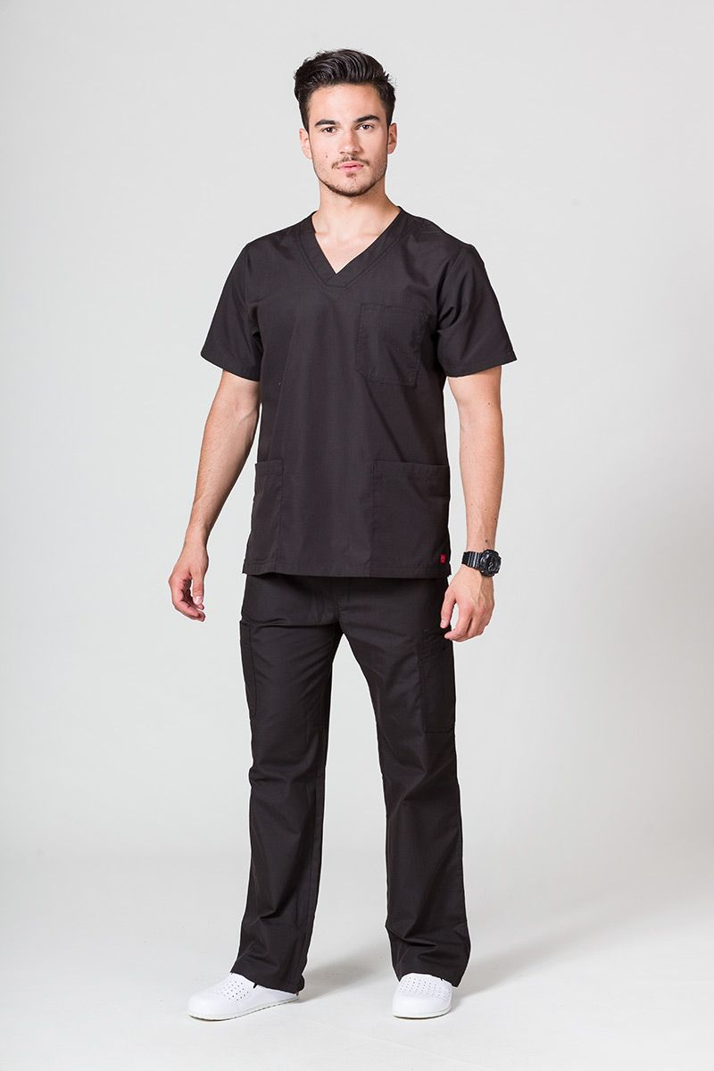Komplet medyczny męski Maevn Red Panda czarny