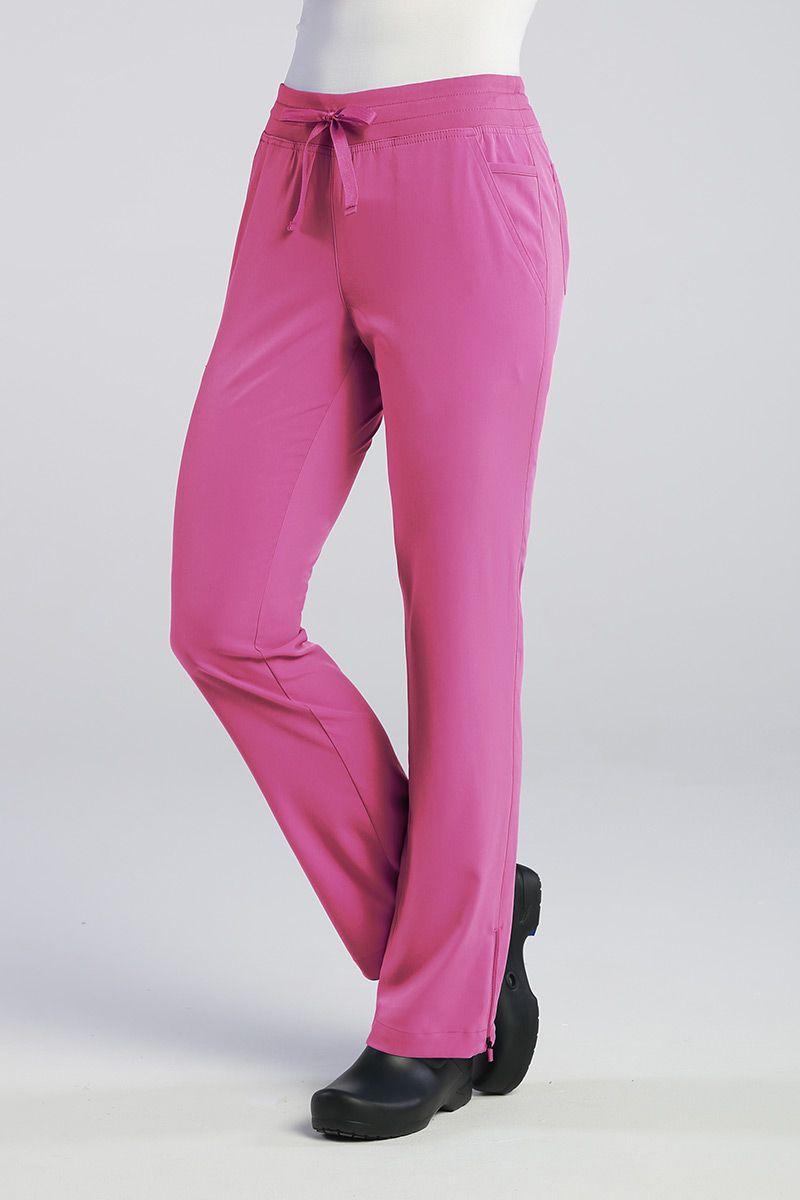 Spodnie damskie Maevn Pure Modern Yoga różowe
