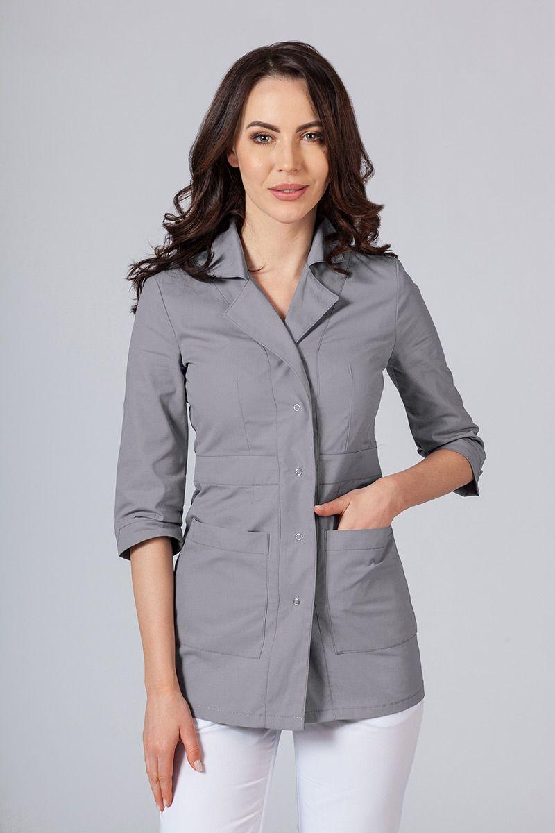 Żakiet (rękaw 3/4) Sunrise Uniforms szary