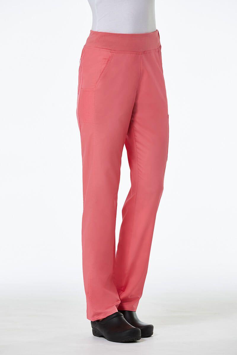 Spodnie damskie Maevn EON Classic Yoga różowe