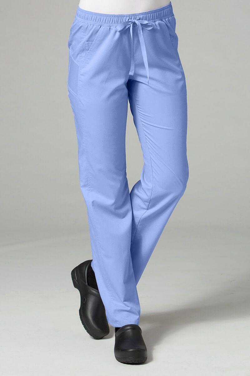 Spodnie damskie Maevn EON Sporty Mesh klasyczny błękit