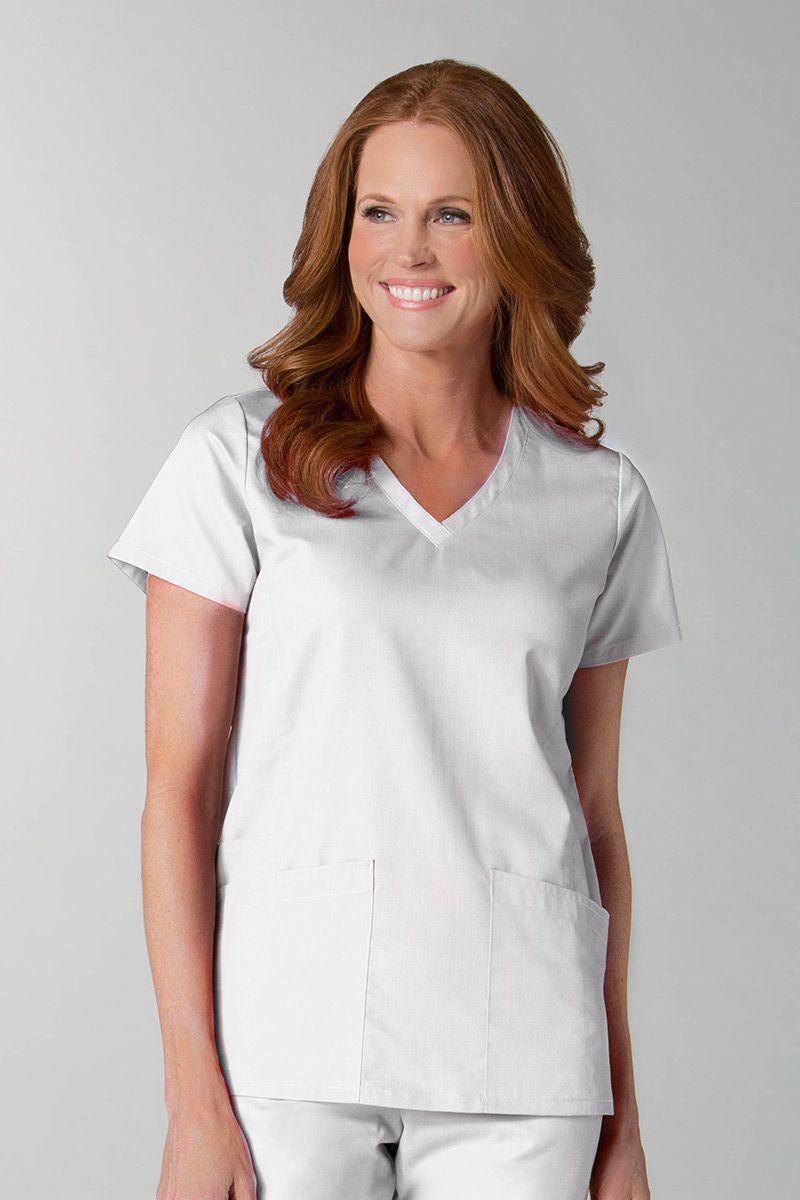 Bluza damska Maevn EON Classic biała