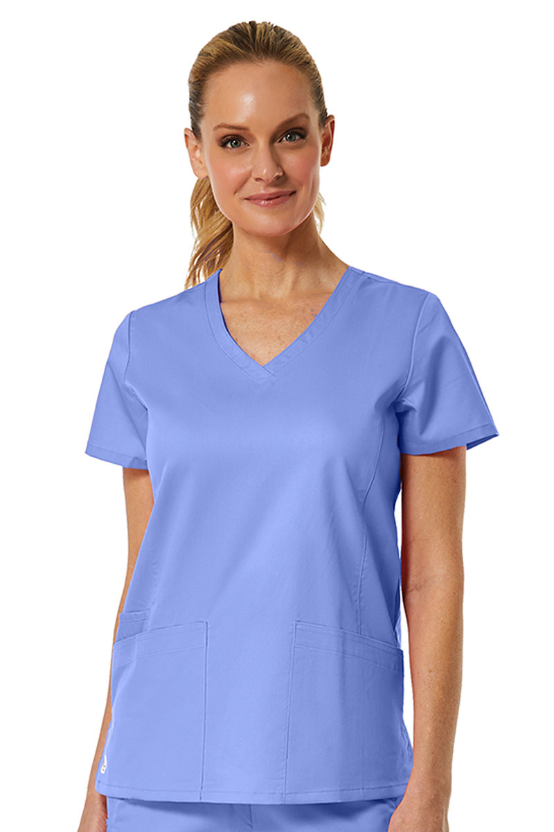Bluza damska Maevn EON Classic klasyczny błękit