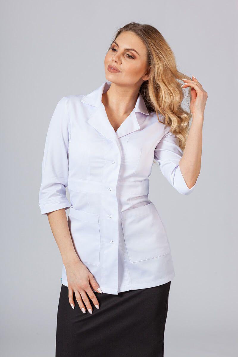 Żakiet (rękaw 3/4) Sunrise Uniforms biały