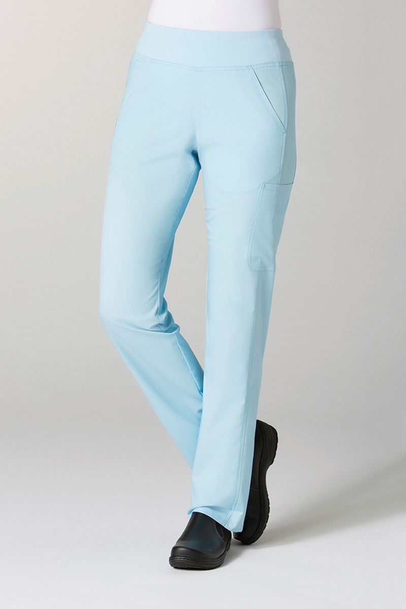 Spodnie damskie Maevn EON Classic Yoga błękitne