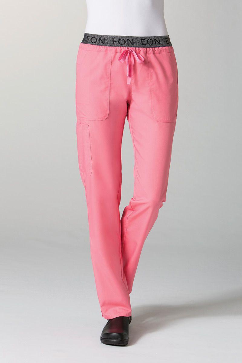 Spodnie damskie Maevn EON Style Różowe
