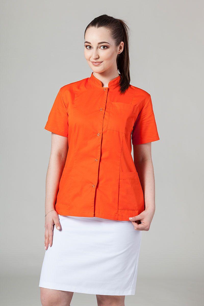 Żakiet ze stójką Sunrise Uniforms pomarańczowy