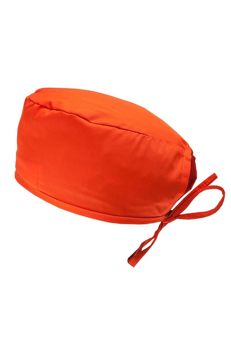 Czepek Sunrise Uniforms pomarańczowy