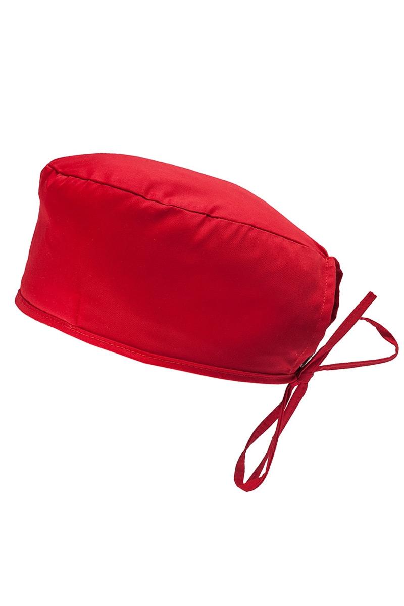 Czepek Sunrise Uniforms czerwony