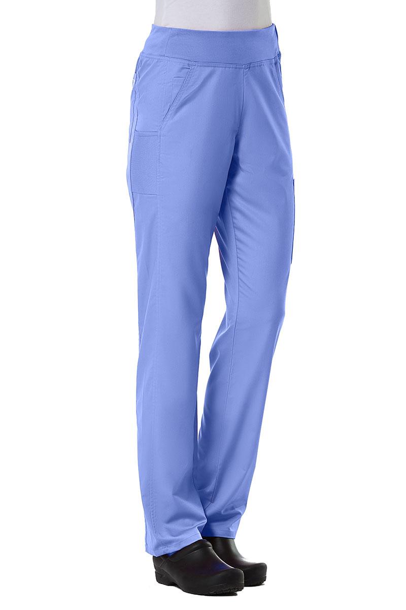 Spodnie damskie Maevn EON Classic Yoga klasyczny błękit