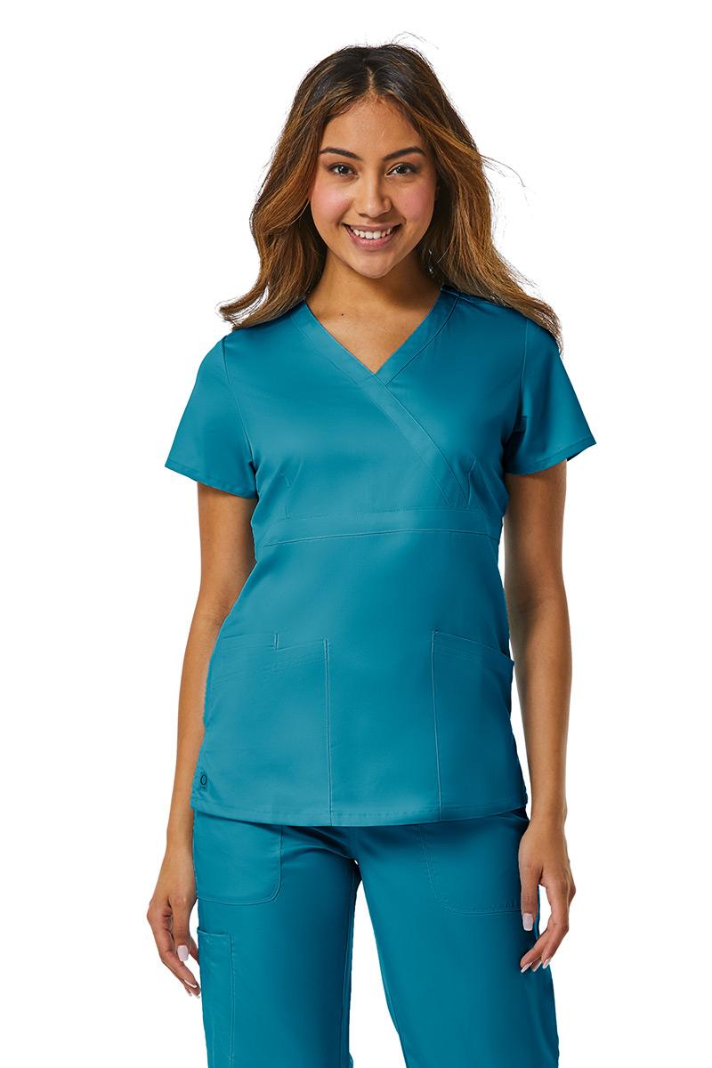 Bluza damska Maevn EON Style morski błękit
