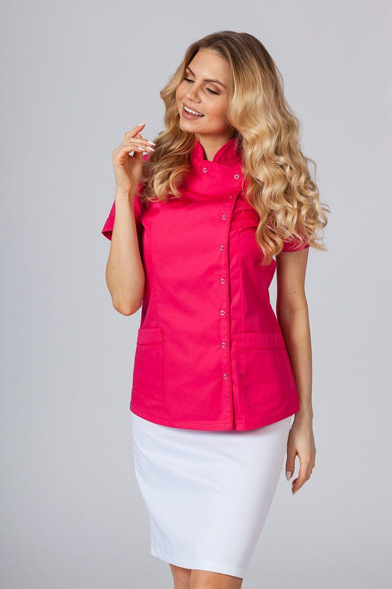 Tunika Elegance Sunrise Uniforms malinowa