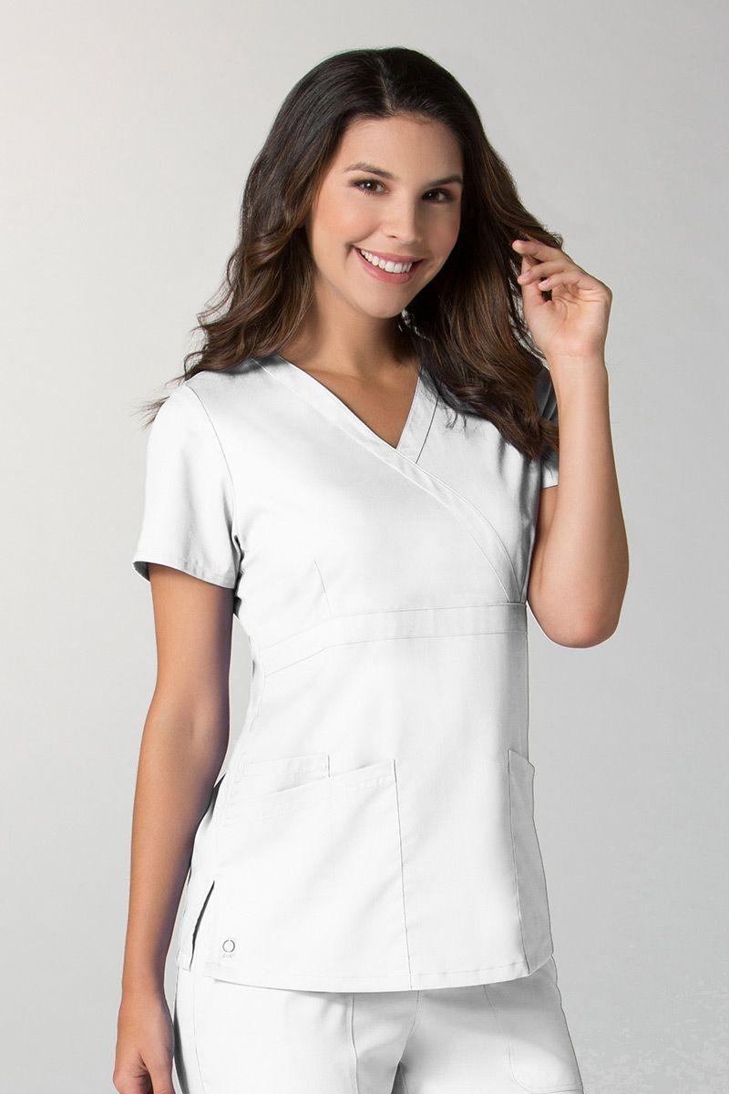 Bluza damska Maevn EON Style biała