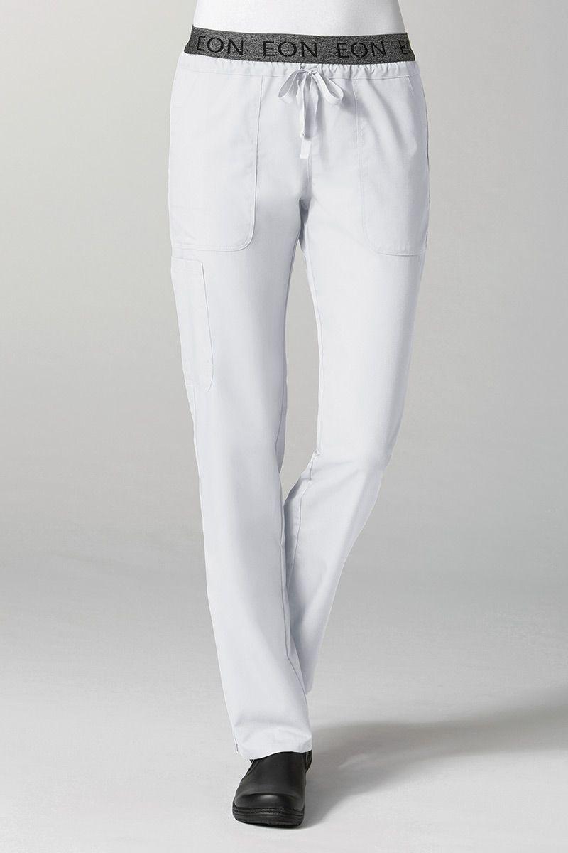 Spodnie damskie Maevn EON Style białe