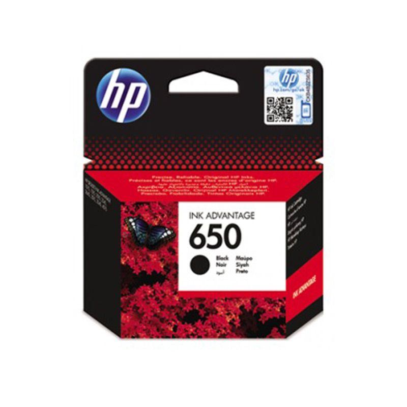 Tusz do HP 650 - Czarny