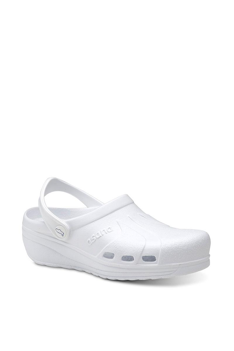 Obuwie Feliz Caminar Asana białe