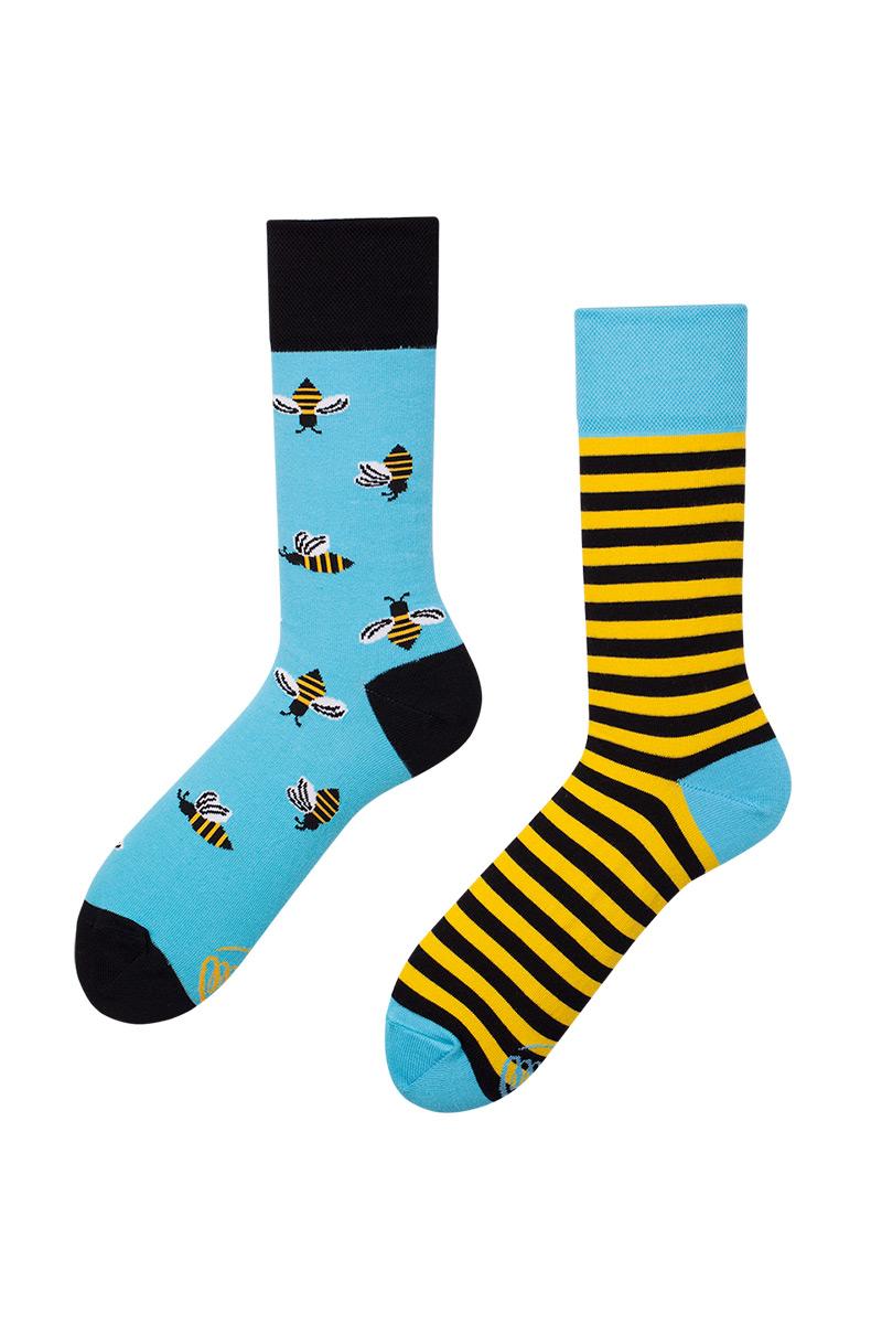 Kolorowe skarpetki Bee Bee - Many Mornings
