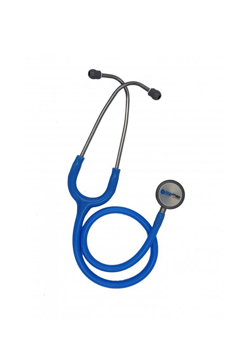 Stetoskop pediatryczny oromed, dwustronny - niebieski