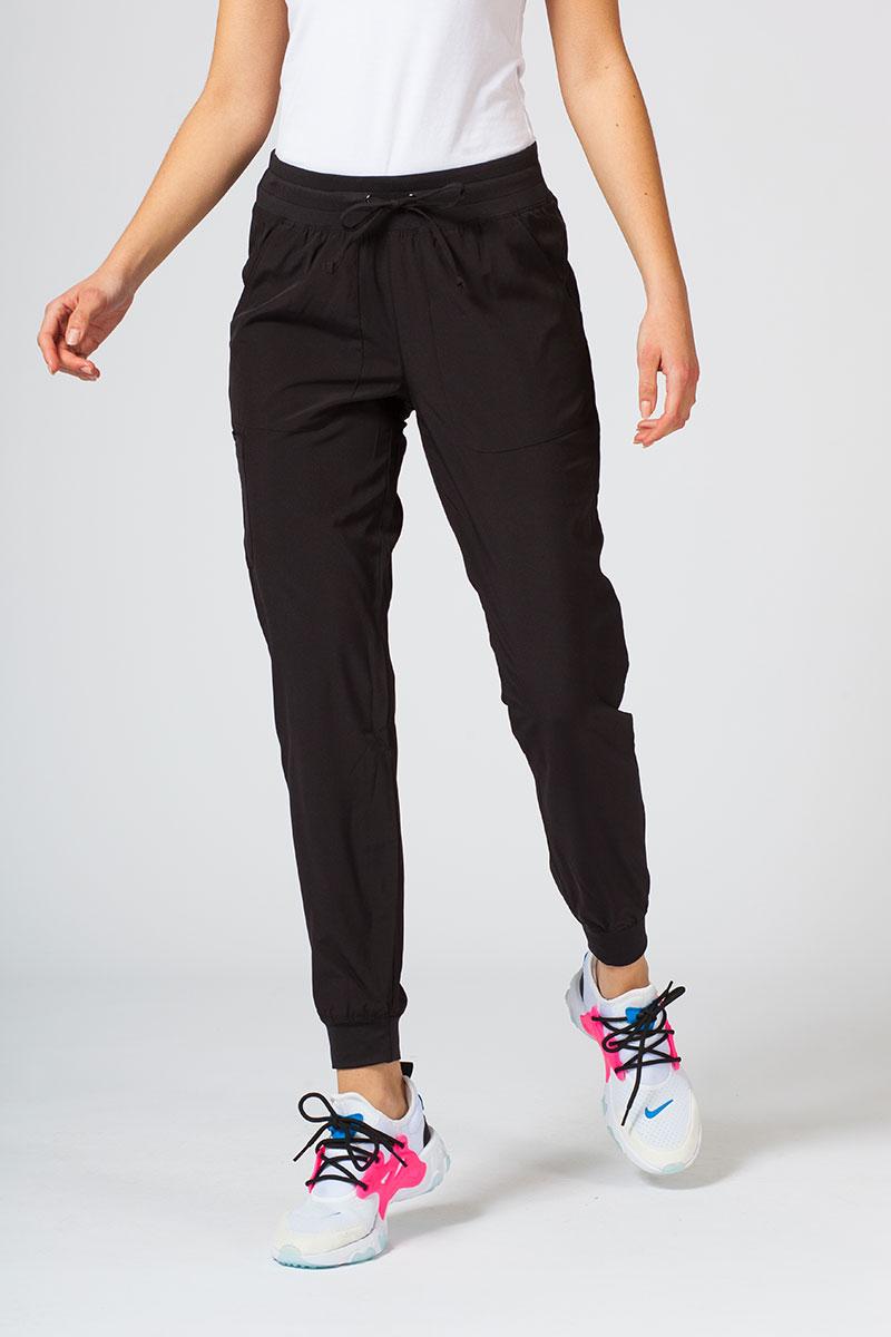 Spodnie damskie Maevn Matrix Impulse Jogger czarne