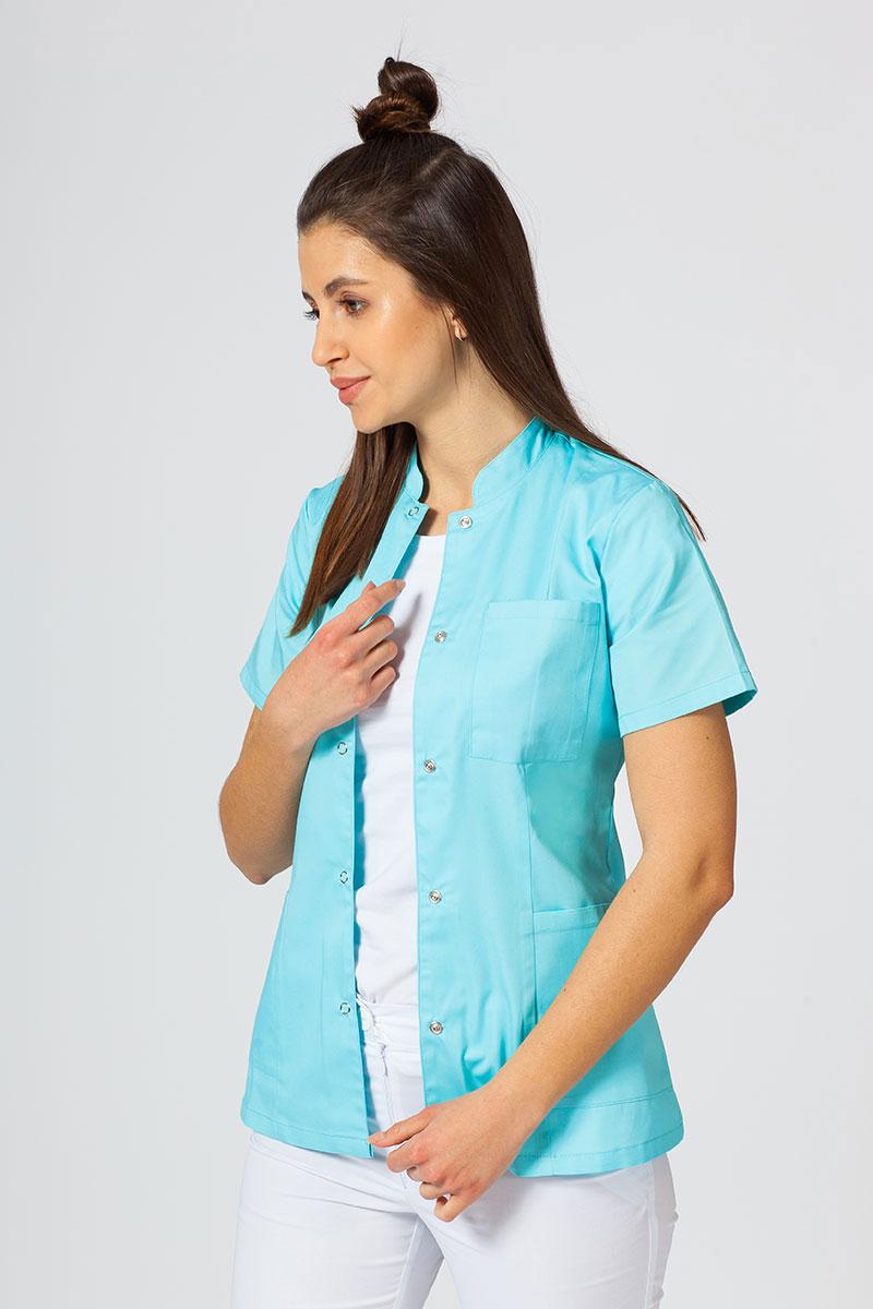 Żakiet ze stójką Sunrise Uniforms aqua
