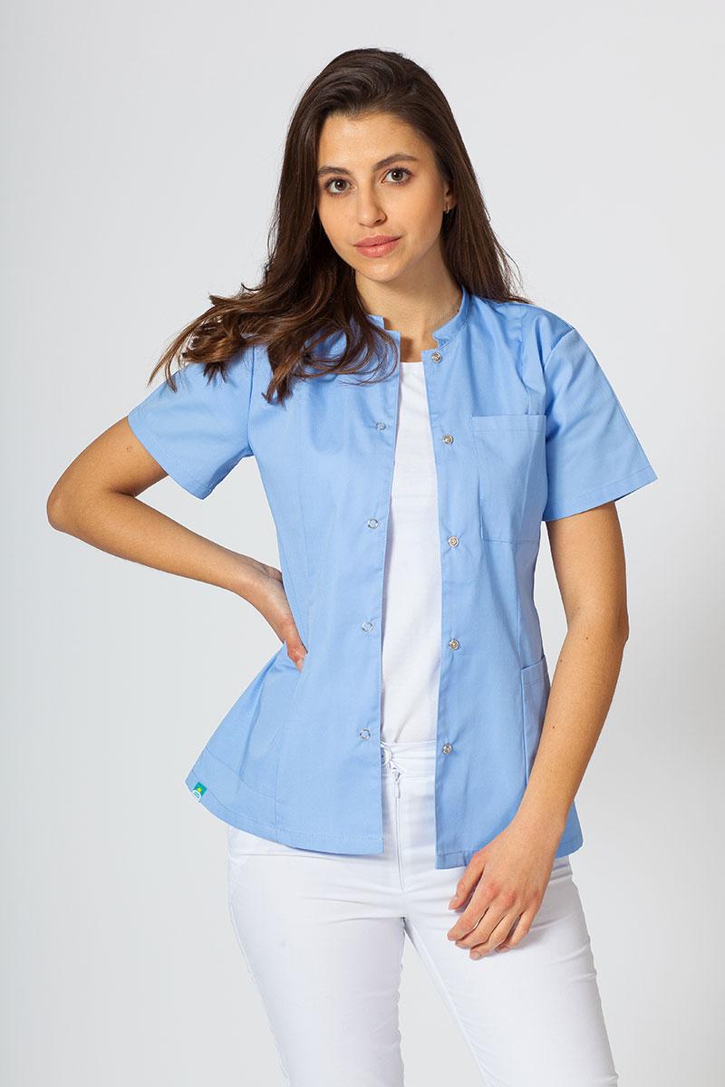 Żakiet ze stójką Sunrise Uniforms niebieski