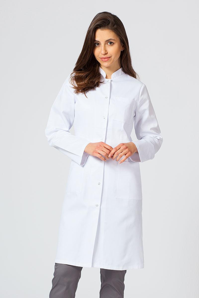Fartuch medyczny Sunrise Uniforms biały