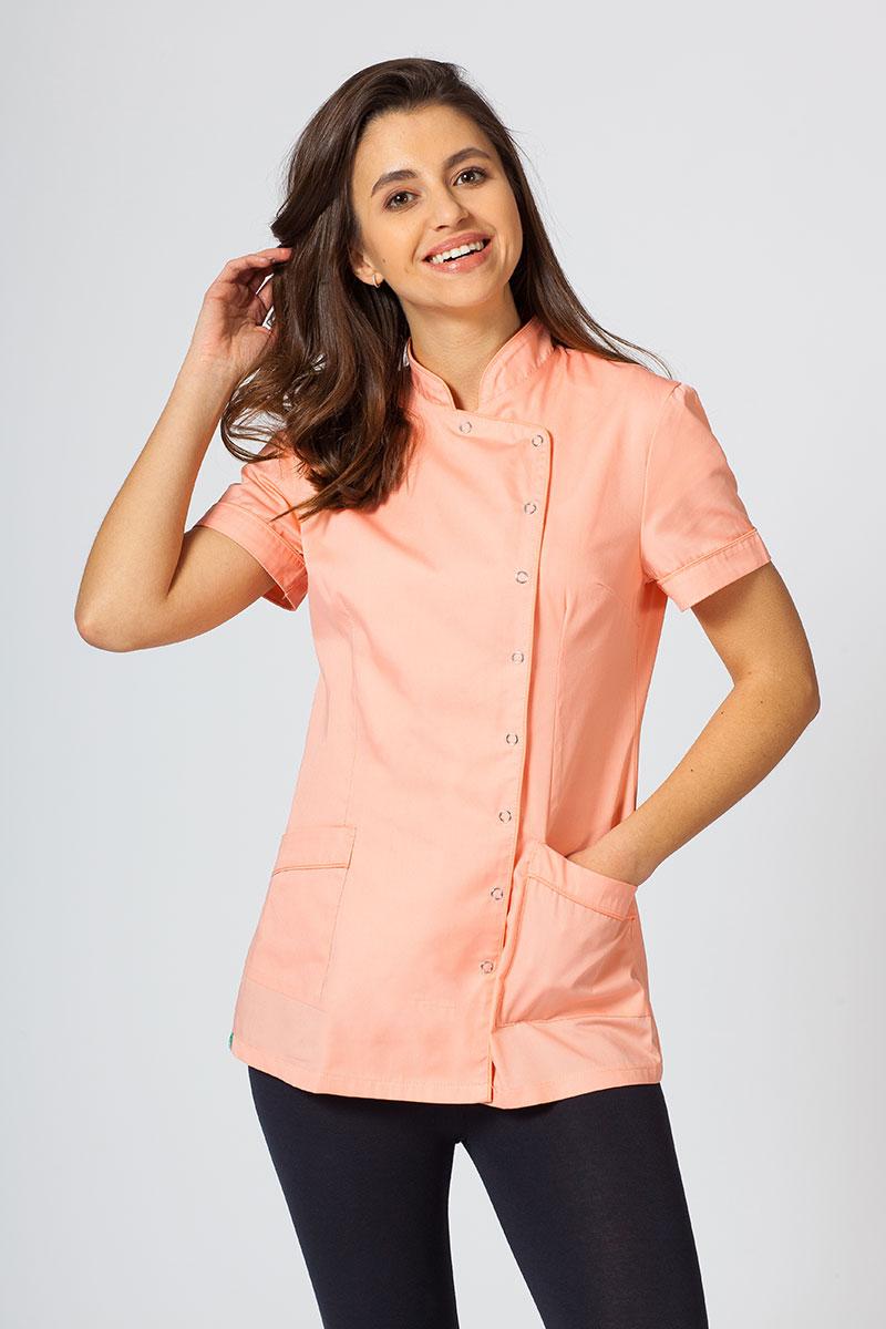 Tunika Elegance Sunrise Uniforms łososiowa