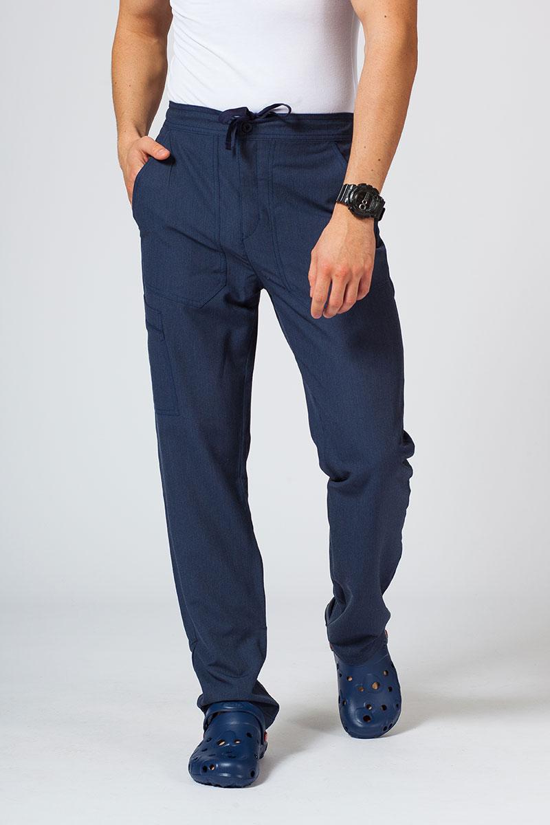 Spodnie męskie Maevn Matrix Pro Men granat denim