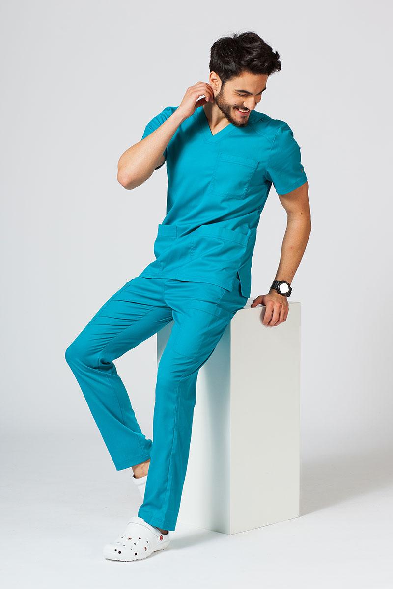 Komplet medyczny męski Maevn Matrix Men Classic morski błękit